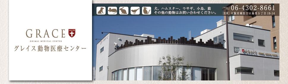 グレイス動物医療センター|大阪市東住吉区,平野区