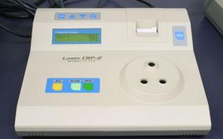 犬用炎症性C反応タンパク測定装置