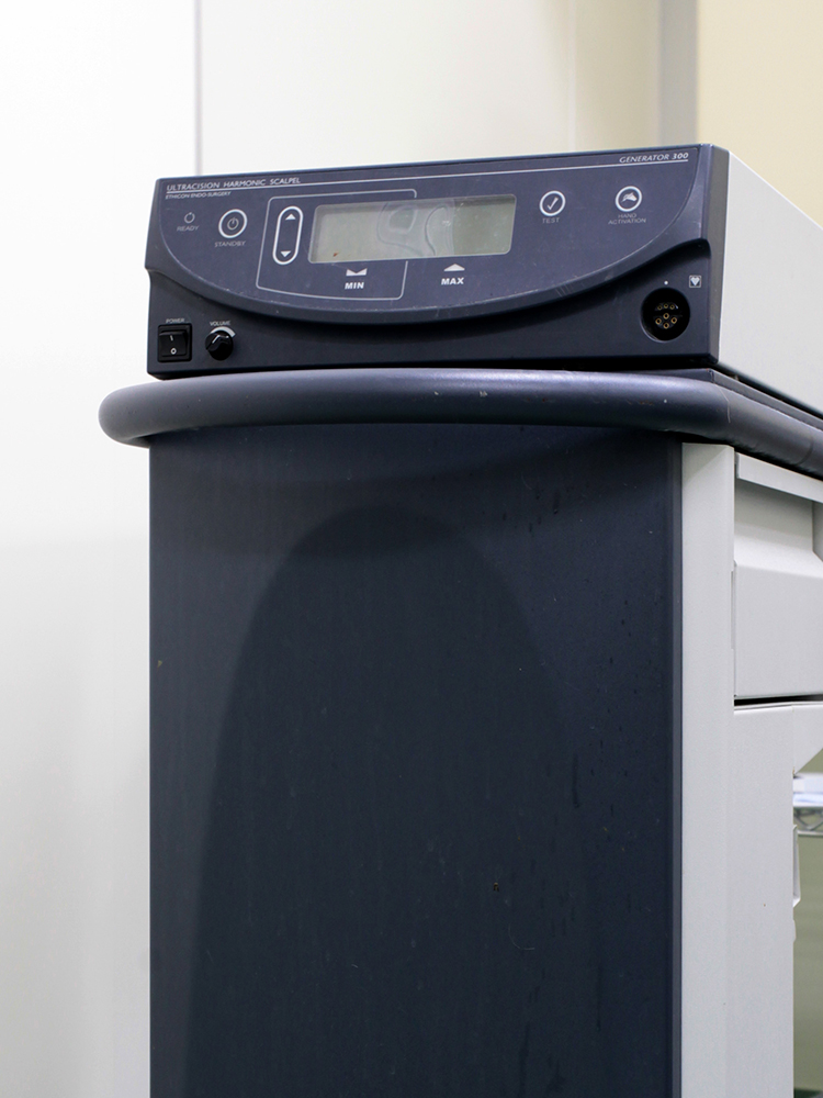 超音波血管凝固装置